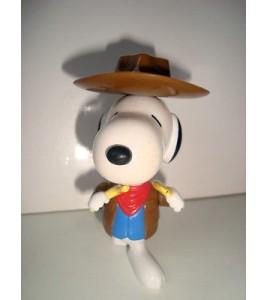 figurine snoopy serie macdo - 1999 avec boomerang