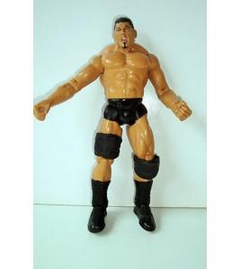 FIGURINE CATCH JAKKS PACIFIC ARTICULE WWE 1999 BATISTA WRESTLING FIGURE (17x9cm