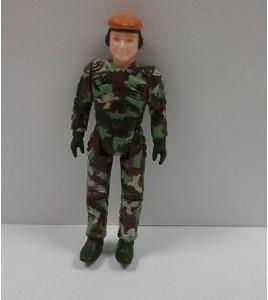 mattel 1987 TYCO DINO RIDERS figurine  Commando Series Figure dinoriders
