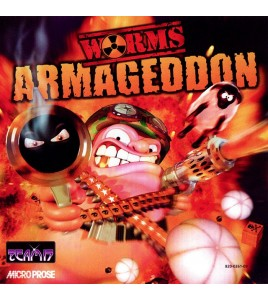 Worms Armageddon sur Dreamcast