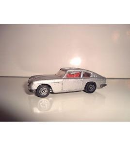 VOITURE CORGI TOYS JAMES BOND 007 GOLDFINGER -  ASTON MARTIN DB5 (7x2,5cm)