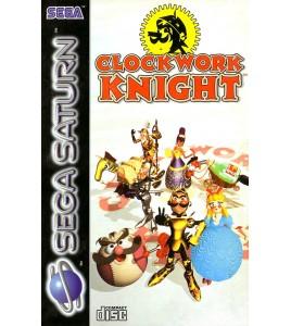 Clock Work Knight sur Saturn