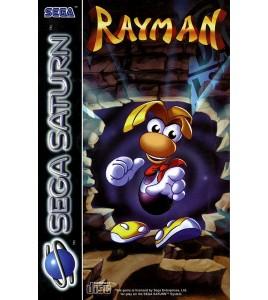Rayman sur Saturn