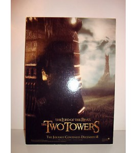 CARTE POSTALE CINEMA - THE LORD OF THE RINGS THE TWO TOWERS