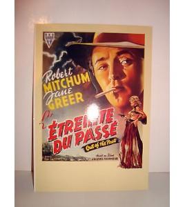 CARTE POSTALE CINEMA - L ETREINTE DU PASSE ROBERT MITCHUM