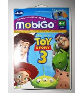 Toy Story 3 sur Mobigo Vtech