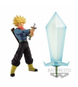 Dragon Ball Z Figurine SUPER Trunks SS2 Final Hope Slash 24cm
