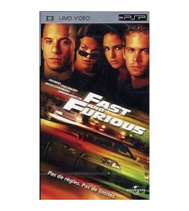 Fast And Furious UMD Video sur Psp