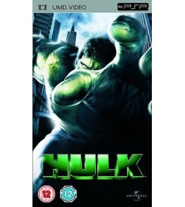 Hulk UMD Video sur Psp