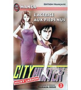 City Hunter Tome 03 L'Actrice Aux Pieds Nus