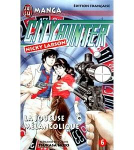 City Hunter Tome 06 La Joueuse Mélancolique