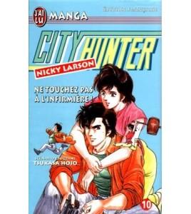City Hunter Tome 10 Ne Touchez Pas à L'Infirmière