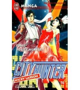 City Hunter Tome 16 Folle De City Hunter