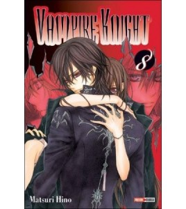 Vampire Knight Tome 08