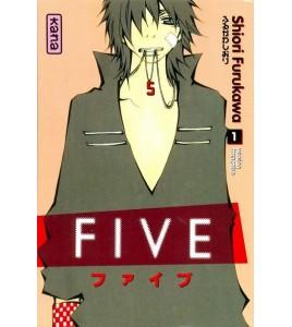 Five Tome 01