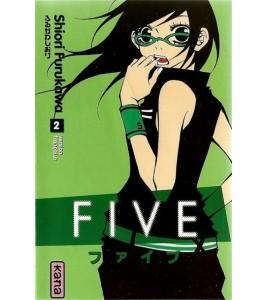 Five Tome 02