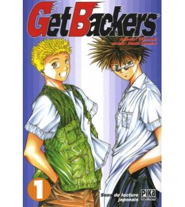 Get Backers Tome 01