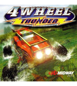 4 Wheel Thunder sur Dreamcast
