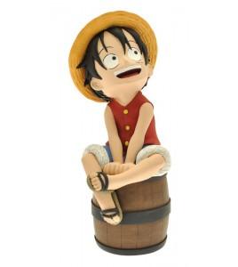 One Piece tirelire PVC Luffy 17 cm
