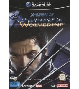 X-Men 2 La legende De Wolvverine Gamecube
