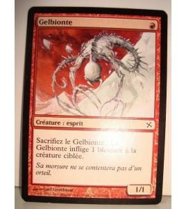 Carte magic the gathering mtg - gelbionte - traitres de kamigawa - commune