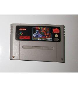 Clay Fighter sur Super Nintendo