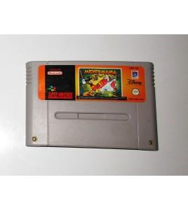 Mickey Mania sur Super Nintendo