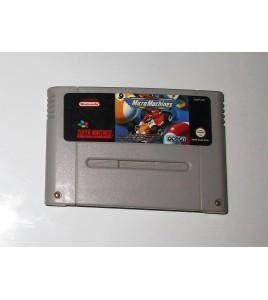 Micro Machines sur Super Nintendo