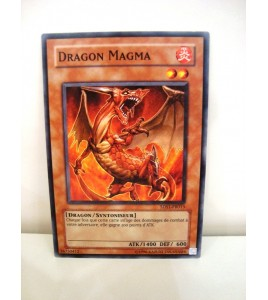 carte yu-gi-oh - dragon magma - 5ds1-fr013 - commune
