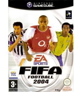 Fifa Football 2004 sur Gamecube
