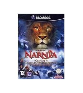 Le Monde de Narnia Chapitre 1 Le Lion La Sorcière Blanche et l'Armoire Magique sur Gamecube