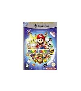 Mario Party 5 sur Gamecube