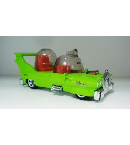 VOITURE HOT WHEELS THE HOMER THE SIMPSONS