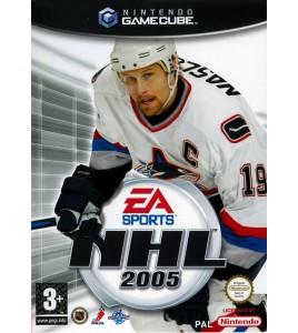 NHL 2005 sur   Gamecube