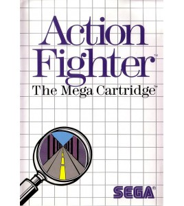 Action Fighter sur Master System