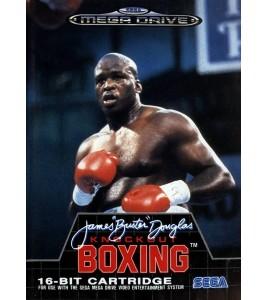 James Buster Douglas Knock Out sur Mégadrive