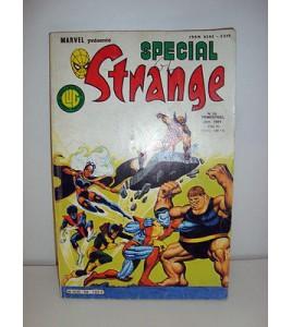 Spécial strange n°36 trimestriel Juin 1984