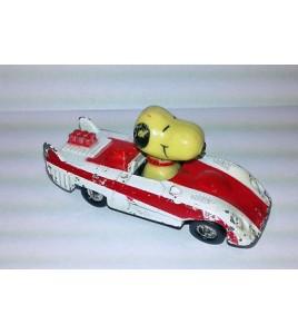 VINTAGE SNOOPY voiture et par Aviva Toys