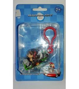 Porte-clés Super Mario Kart Wii Donkey Kong NEUF