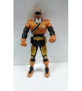 figurine Power Ranger 4inch Figure Mega Ranger Light bandai 2011