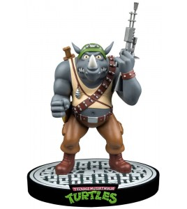 Les Tortues Ninja statuette Rocksteady 30 cm