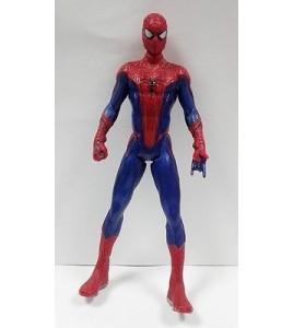 grande figurine SPIDERMAN articulée 20cm The Amazing Hasbro 2012 MARVEL