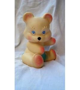ancien pouet ourson bear vintage