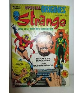 COMICS EO REVUE SPECIAL ORIGINES STRANGE N° 154 BIS 1982