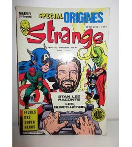 Strange Spécial Origines N° 148 Bis - Comics Marvel
