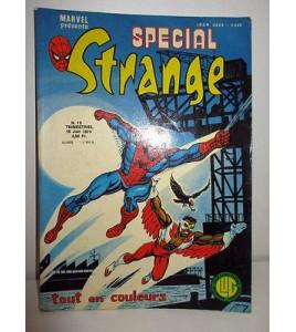 SPECIAL STRANGE N° 16 TBE Editions LUG MARVEL 1979