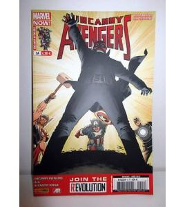 Comics Marvel VF - Uncanny Avengers N°3A - Août 2013